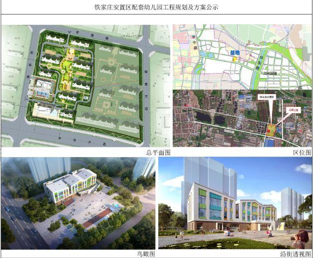 青岛这个片区新规划出炉 棚改 幼儿园 体育场图片