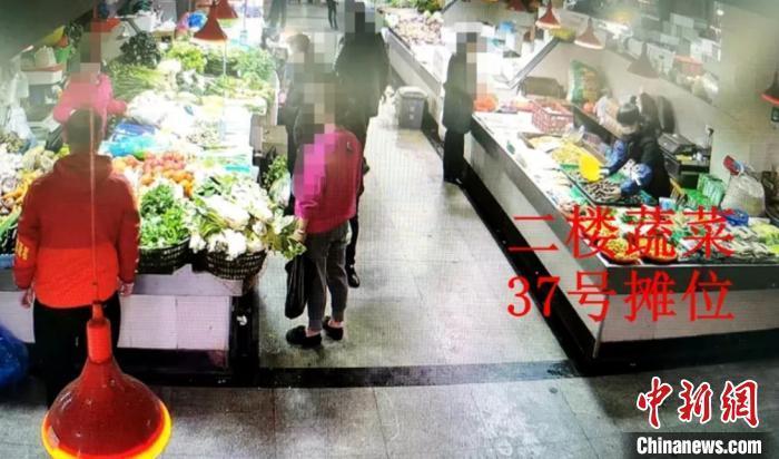 一菜市场摊主确诊新冠肺炎 故意隐瞒行程被立案侦查