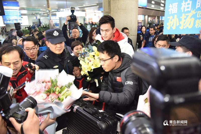 快讯:重磅!孙杨被禁赛8年无缘东京奥运会 仍有转机可上诉