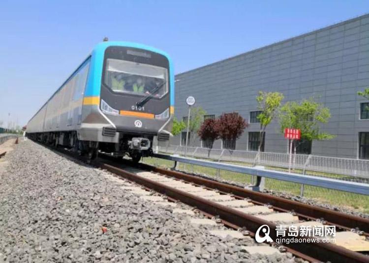 地铁1号线首列车顺利完成试车线动态调试