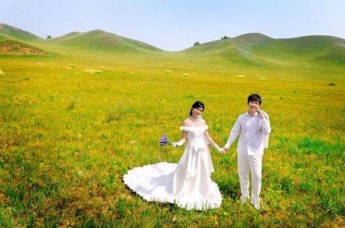 烟台婚纱照拍摄_烟台拍摄外景婚纱照全攻略