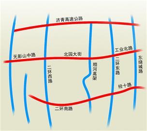 福高速公路连接线