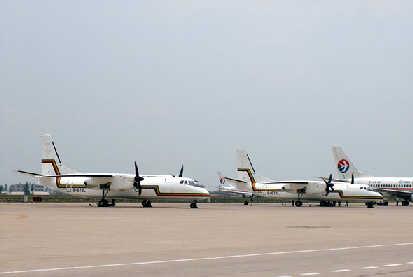 中国下决心造大飞机 世界航空强国高度关注(图)