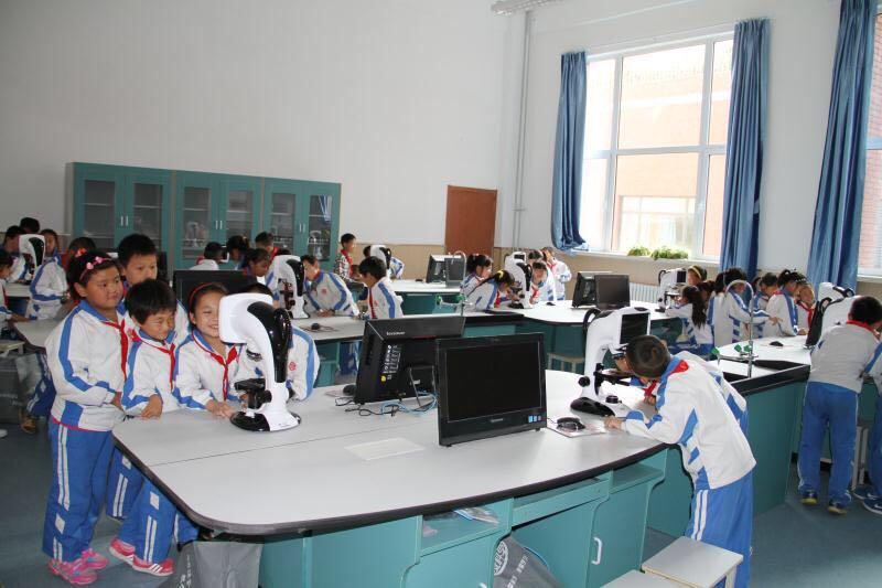 智慧校园的建设与应用 支撑全市教育综合改革