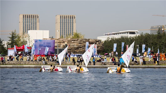 2017青岛水上运动嘉年华高新区举行