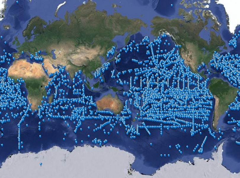 """青岛西海岸新区海洋信息公共服务平台 建设智能化""""数字海洋"""""""