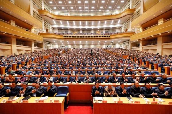 中央宣讲团党的十九大精神报告会在山东举行