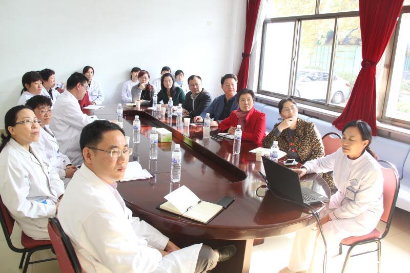 待潍坊二院学习中医护理适宜技术