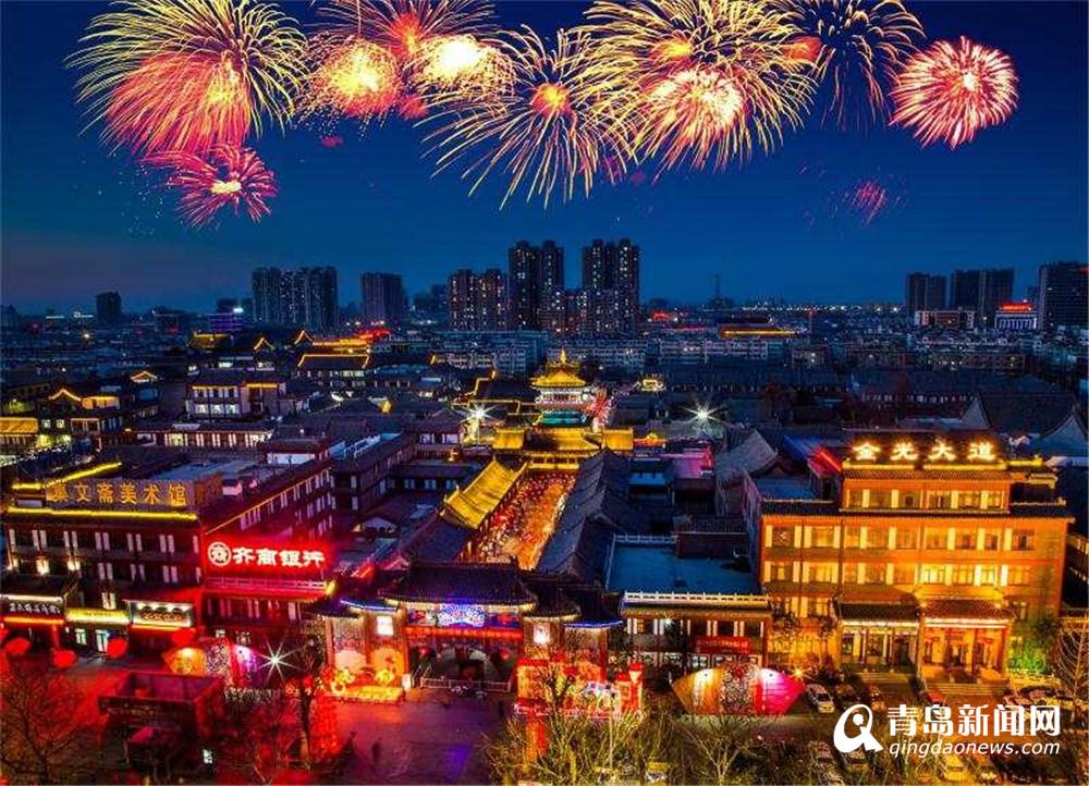 品潍城华韵 全国网络媒体团走进十笏园文化街区