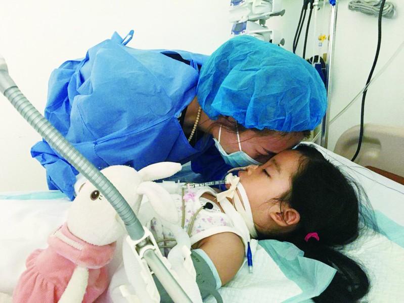 九月还在 她捐献的器官让5个家庭迎来重生希望