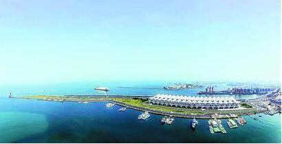 青岛:国际性港口城市的壮阔航程