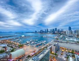 青岛3500亿做强大旅游