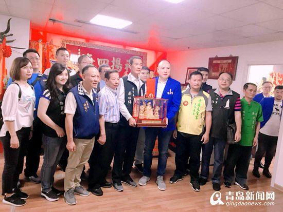 传承中华文脉 两岸妈祖文化交流座谈会在青举行