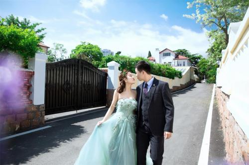 青岛十大婚纱摄影排名哪家好摄影工作室前十名口碑推荐图片