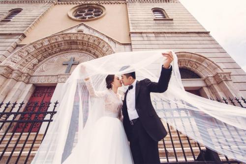 青岛十大婚纱摄影排名哪家好摄影工作室前十名口碑推图片