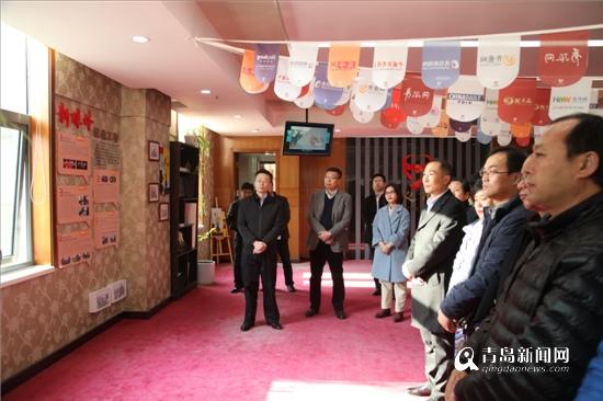 点赞党建新方法 青岛市社会组织党建工作座谈会