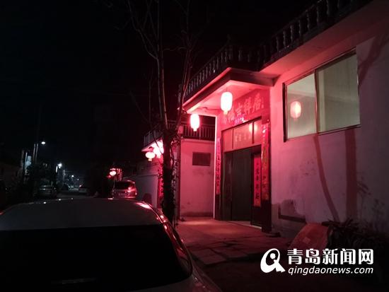 【网络中国节·春节】除夕夜 滕州人为啥在门前放根棍子