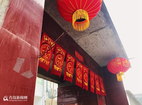 【网络中国节·春节】临沂拜年:行跪拜大礼吃素馅饺子