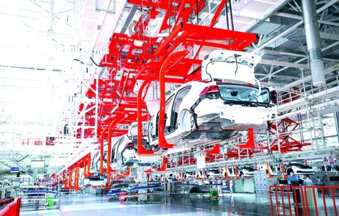 岛城新能源汽车驶入2.0时代
