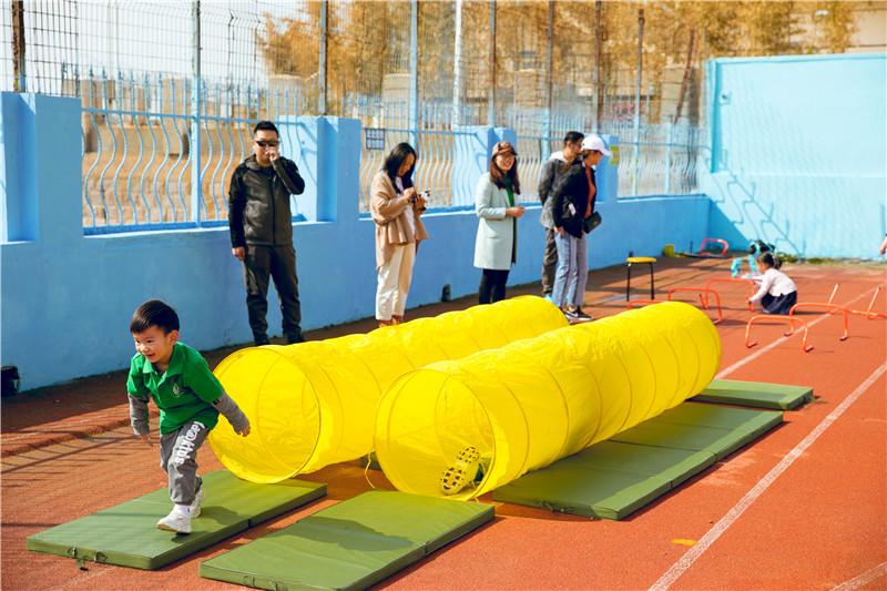 Yinhai Academy国际体育节 带你去看晴空万里