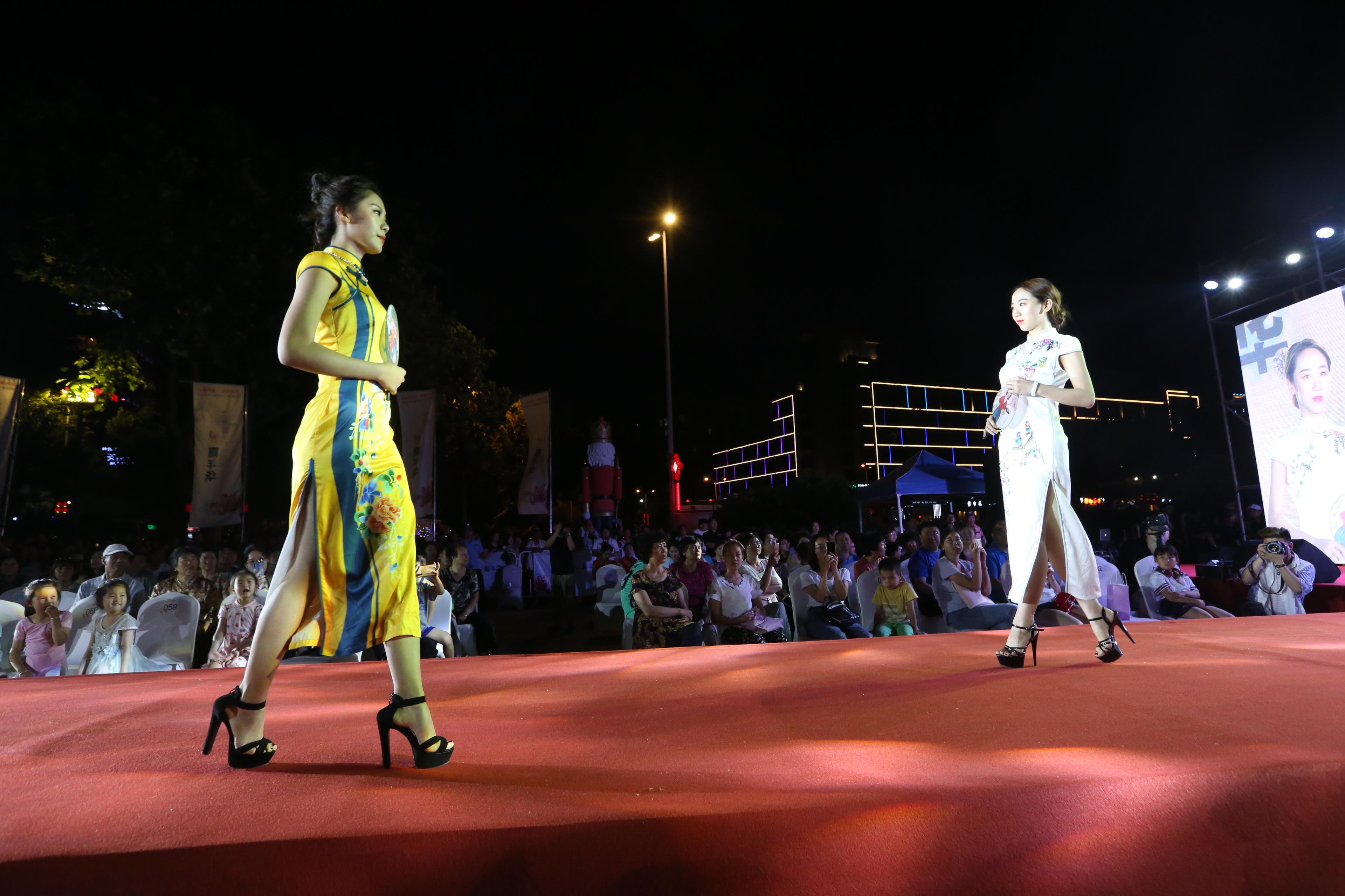 城阳发力国际时尚城建设 中日韩时尚服饰嘉年华