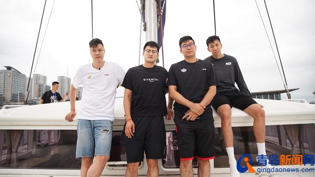 扬帆起航CBA球员奏响彩世界APP青岛