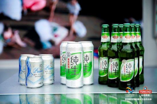 强强对抗 精彩纷呈 青岛啤酒燃情助力亚冠1/4决赛