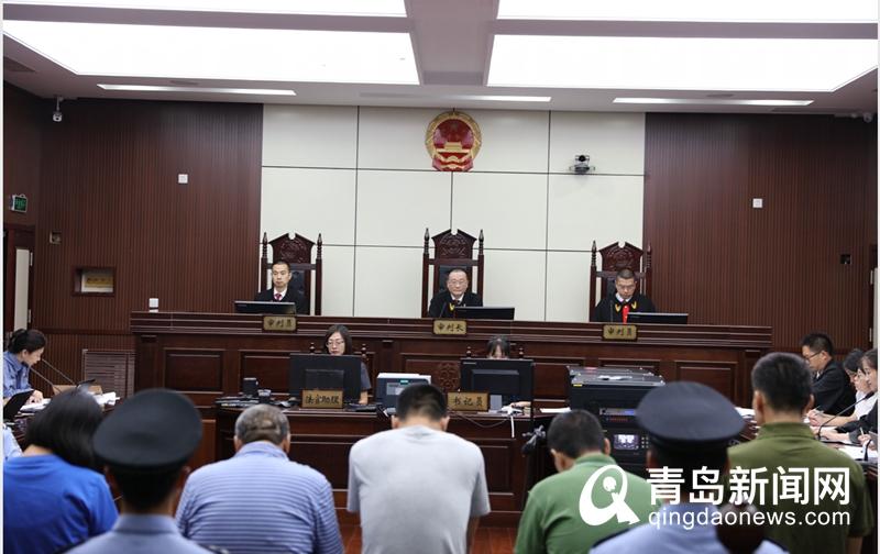 大学生如何赚钱:市北法院公开开庭审理两起涉恶案件