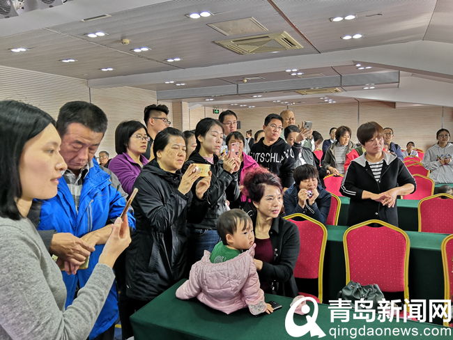 山东省青岛疗养院社区卫生服务中心公益课堂开讲啦!