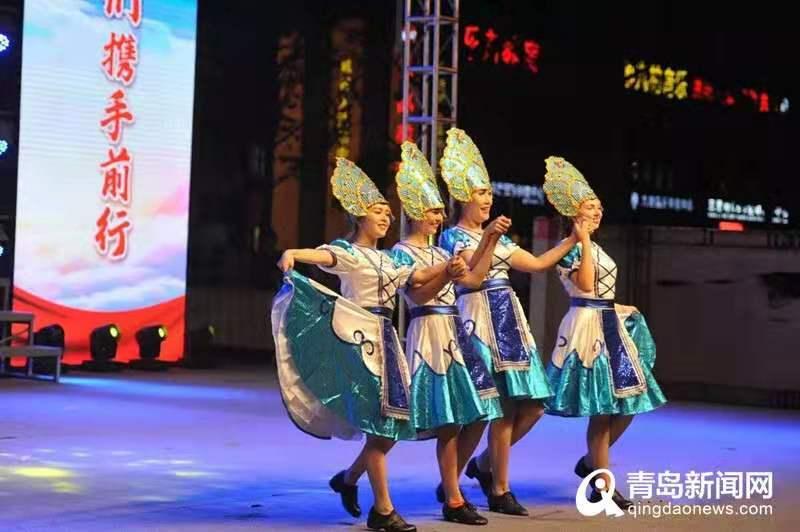 2019年胶州市文化建设亮点回眸系列(一)对外交