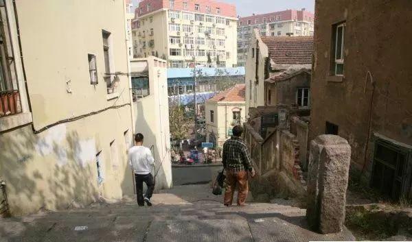 一组沧口路旧影,那些无法忘怀的老街记忆!