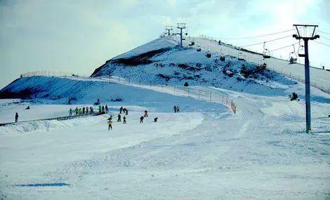 滑雪+温泉+美食……在即墨,冬天有这么多玩法!