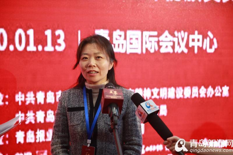 青岛香港路小学校长于庆丽:守心求新 赋能未来