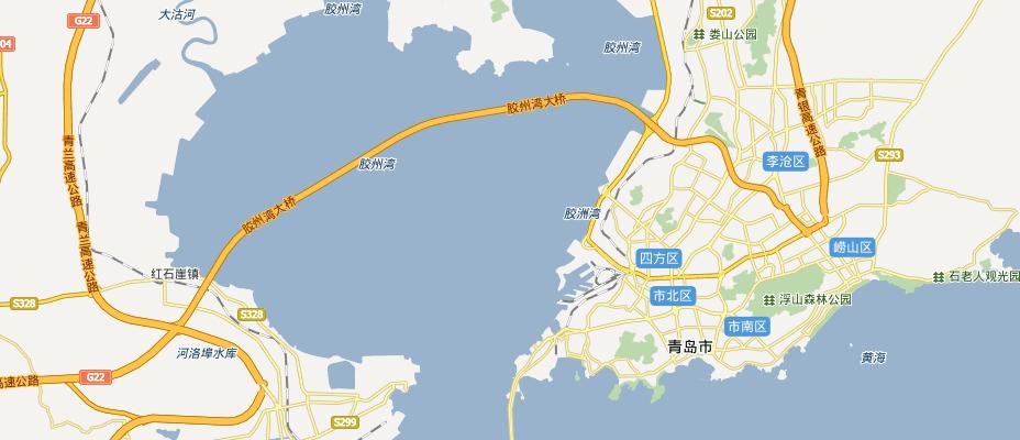 青岛火车站_青岛火车站地图