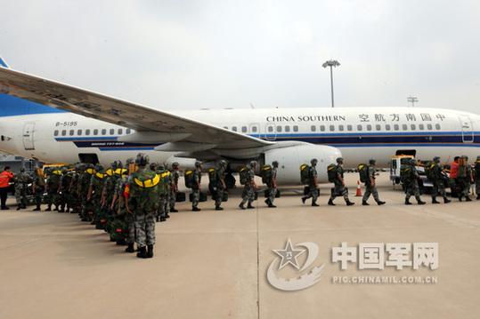 外媒:黄海局势紧张 济南军区变战略前线(图) - 青岛