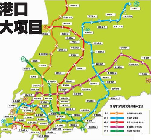 青岛合肥路地图