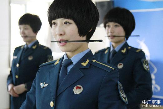 麻辣女兵王洋发型图片欣赏(2)图片