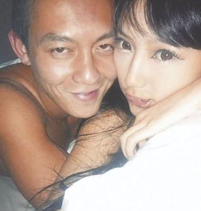 陈冠希恋上30岁女模 旧爱谢芷蕙揶揄 比我老一倍