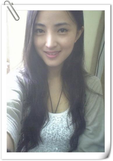 绝对都是真实的平民美女青春可人甚至有网友称赞与刘