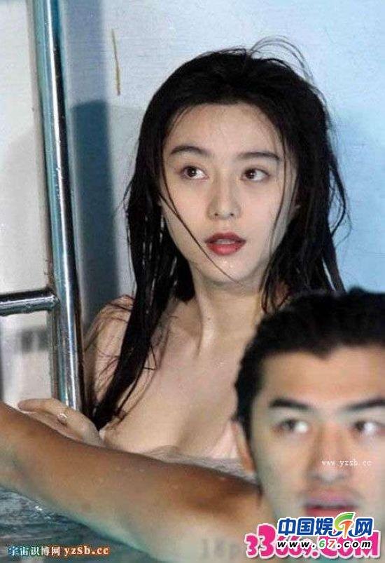 范冰冰罕见泳装照曝光 青岛新闻网