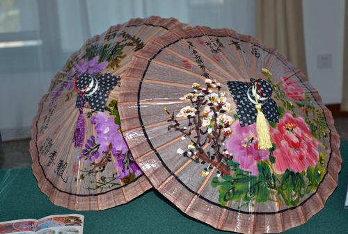 油纸伞.客家文化的象征.