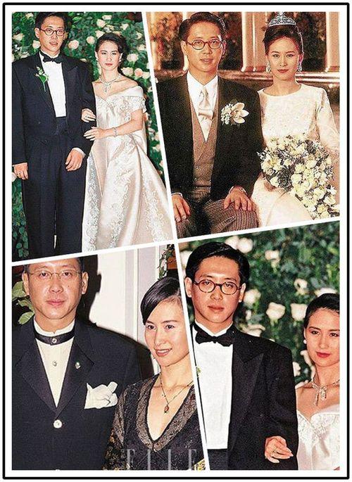 """李小龙 王何鸿/""""世纪婚宴""""何超琼与许晋亨"""