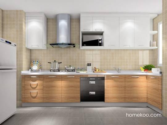 流行厨房装修效果图 诠释厨房烹饪舞台