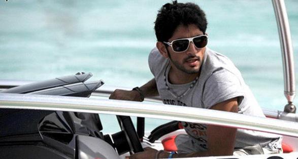 迪拜王子的奢华生活