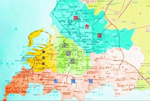 台东市北合并后开始大手笔规划 - 青岛新闻网