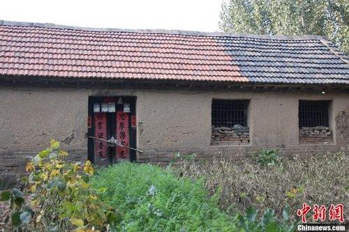 包括莫言旧居在内的当地老房子
