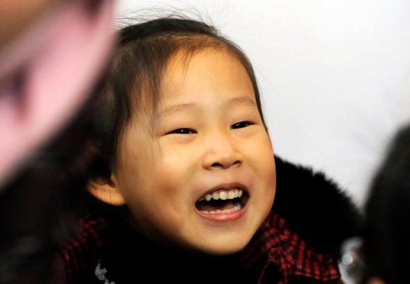 小沈阳六岁女儿私家照被曝光 遗传表演天赋自幼练舞-小沈阳6岁女儿私