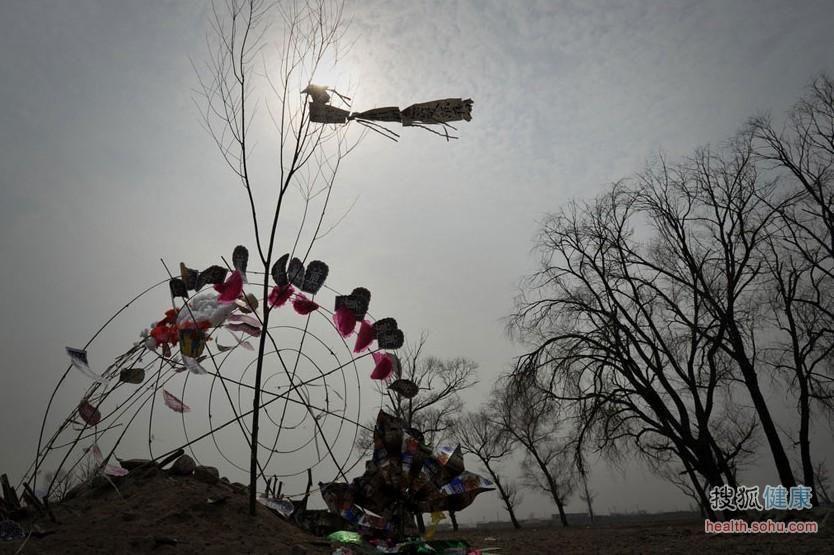 看被癌症村侵蚀的中国地图 悲痛