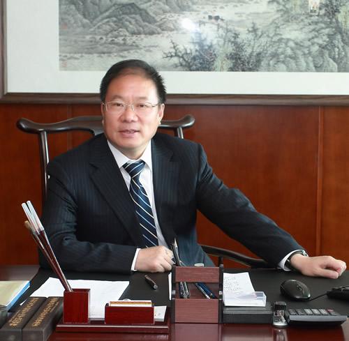 中国建设银行青岛市分行行长 冯涛
