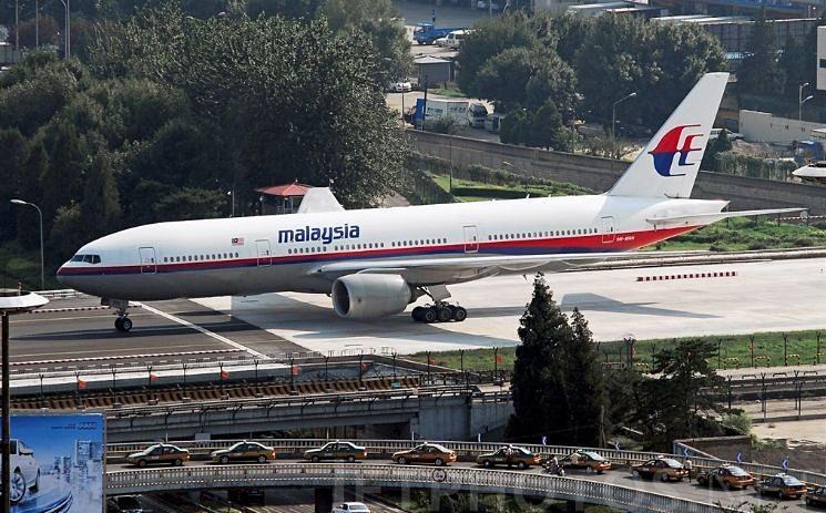 滚动直播 一架由吉隆坡飞往北京的航班失去联系图片